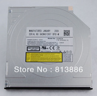 100% Original brand new DVD-RW laptop optical  drive DVD write matshita uj862A SATA 9.5mm DVD burner