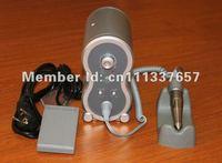 Free shipping !!!Original Micro Nail drill NX-201  35000 rpm electric  nail drill  110V -250 V  silver color