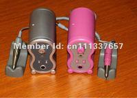 2 pcs/ lot  Silver color 110V -250 V Original Micro Nail drill  NX-201  35000 rpm electric  nail drill nail files machine