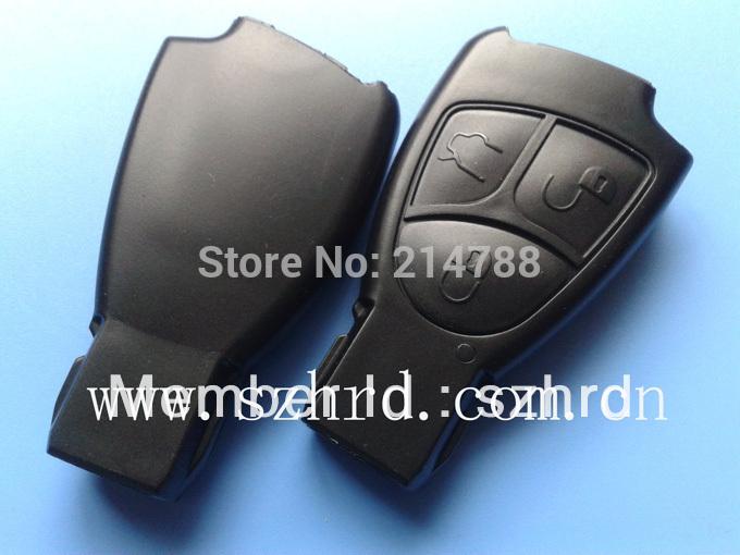 CRAZY SALE smart key fob for Benz no logo mercedes key blank(China (Mainland))