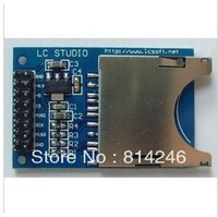 Free shipping !!  10pcs SD card reader module