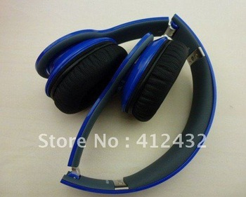 free shipping red/ white dark blue  sky blue studio headphone solohdheadphones DJ Headphone top quality