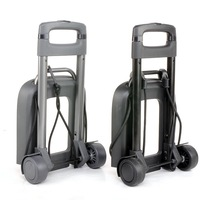 Hot sale - light trolley, Portable foldable trolley,mini hand carts, shopping carts, hand truck, luggage trolley