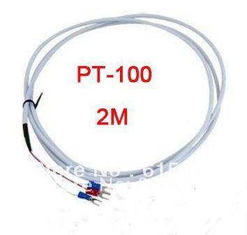 Датчик 0/300 PT100 2 PT-100 elc12 e pt100 standard elc 12 series expansion modules 2 channels pt100