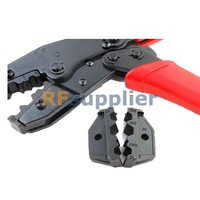Crimper hex die,plier head for RG58, RG59,LMR214, RG62, RG6 LMR300 LMR240