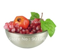 Good quality kitchen ware stainless steel salad bowl-candy bowl-fruit bowl