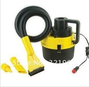 10pcs/lot  002 90 w high power dry wet amphibious vehicle cleaner/car vacuum cleaner/dust cleaner