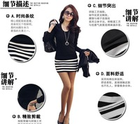 Mini order USD15,2012 Fashion New Style women's dress,ladies's dresses