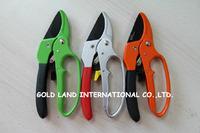 L20cm Free shipping 10pcs/lot mix color random send garden shear orchard (flower fruit tree branch) pruning scissors