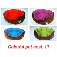 Lamb velet  kennels,  pet nest Small Large size for your choice, can be used with cool mat
