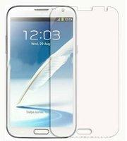 1000pcs/lot Galaxy Note 2 N7100 Screen Protector, Clear Screen Guard Film for Samsung Galaxy Note II N7100