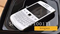 Blackberry 9360 Original Blackberry curve 9360 +QWERTY Keyboard  +3G Unlocked Mobile Phones  Free Shipping
