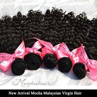 "Mocha Hair Malaysian Virgin Hair 3 Piece Lot  Curly Weave  Wholesale Natural Color 12""~28"""