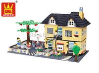 34053 without original box Enlighten Building Block Set 3D  Construction Brick Toys Educational Block toy  compatible with