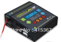 free shipping EV-PEAK DC balance charger  D680-Pro two channels for LiPo/Li-ion/NiMH/NiCd battery