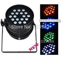 18PCSx8W 4 in 1 LED PAR 64,LED Par Can Light for Bar,KTV,hotel,New LED Lighting