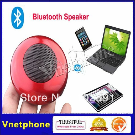 201210 Free shipping 3 in 1 Bluetooth Multi-functional Music Player TF Card Wireless Mini Speaker Sound Box(China (Mainland))
