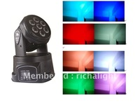 professional 7X12W led mini moving head wash