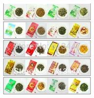 20 Different Flavor Famous Tea,Milk oolong,ginseng oolong,jinjummei,biluochun,burdock,Dahongpao,lapsang souchong,ree shipping