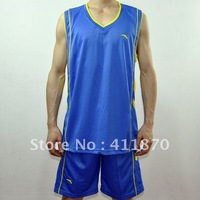 Free Shipping 100% Guaranty 2012 hottest original quality  wholesale basketball jerseys color mixed
