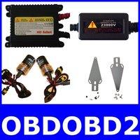 Car Headlight XENON HID Kit Ballast HID H1 H3 H4 H7 H8 H10 H11 H13 HID KIT Set HID Xenon Automotive Light 12V 35W Free Shipping