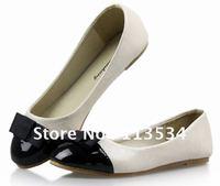 2014 autumn women shoes,women boat shoes, beige fashion woman shoes wholesale price 1pair free shipping