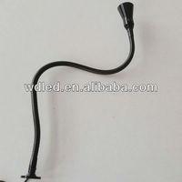 HOT SALE 1*3W GOOSENECK LED LAMP/flexible hose led gooseneck lamps/flexible arm led gooseneck lamps