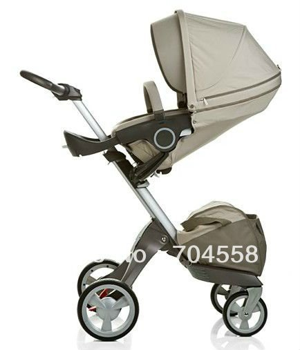 2013 Buy Beige Stokke Xplory Stroller without carrycot to enjoy large more discount and free shipping(China (Mainland))