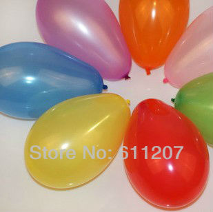 HOT 500pcs /lot 130g/bag The 3rd the thickened increase Apple ball quintain ball filled with water toys inflatable balloon(China (Mainland))