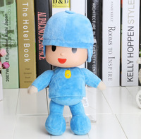 New Pocoyo Soft Plush Stuffed Figure Toy Doll  12""