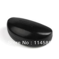 10pcs\lot--Wholesale-Free Shipping-Top Quality-Brand New Large fine quality leather canducum sunglasses box glasses box