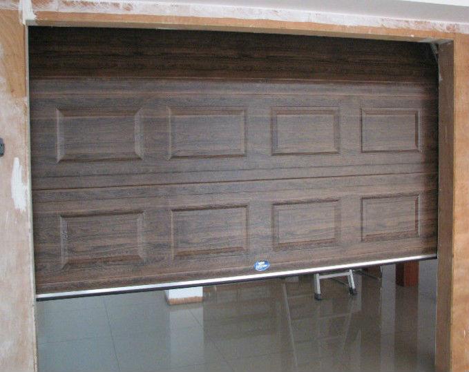 Wood Grain Garage Door Panels 679 x 539