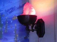 Artificial flame light, fake fire light
