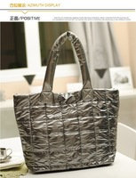 LL3227 Designal New Fashion Brand Women Personalized Nylon Noble Casual Shoulder bags Handbag Tote Clutch bag,2012 FREE SHIPPING
