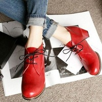 vintage fashion single shoes boots fashion women's thick heel with the boots shoes women's shoes