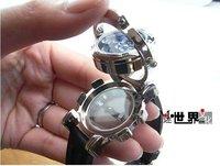 CF compass watches, CS skeleton head wrist, birthday gift