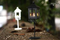 Floor lantern Romantic lantern Christmas wedding gifts candlesticks Candlestick holder lantern
