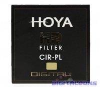 67mm Genuine Hoya HD CPL High Definition Circular Polarizing Filter C-PL 67 mm