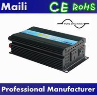 CE,RoHS,SGS Approved,Off Grid/High Frequency/ 12v 24v 48v to 220v 1000w Pure Sine Wave Inverter