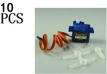 10X SG90 9g Mini micor Servo Fits TREX 450 SE V2 SPORT PRO Heli & RC airplane+Free shipping(China (Mainland))