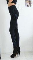 New Arrival Cotton Leather Fashionable Style Women Leggings Soft Comfortable Lady Pants Winter Leggings