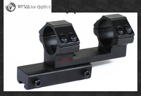 TAC Vector Optics 1'' & 25mm Extended Offset One Piece Scope Dovetail Mount Ring fit 11mm Rails