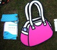 3d shoulder bag