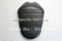 Black Rear Pillion Passenger Seat for Suzuki GSXR1300   99-07 Free shipping Top quality