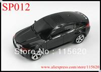 Mini Music Car Speaker X6  Support FM/USB Flash Drive/Micro SD Card 20PC/Lot DHL Free Shipping