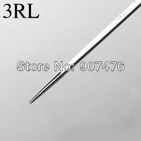 Sterilized Tattoo Needles Round Liner 3 Size for Tattoo Kits Supply