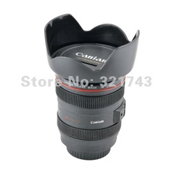 Caniam Lens 1:1 EF 24-105mm f/4L IS USM Piggy Bank Plastic Cup with Cover Mug(China (Mainland))
