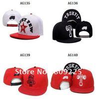 Fashion 2012 snapback hats Trukfit Snapback Hat custom cap adjustable cap cotton cap mix order  free shipping