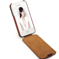 wallet style Faddist  leather case for iphone4/4s flip case for iphone4g and cover luxury design case for iphone 4g retail
