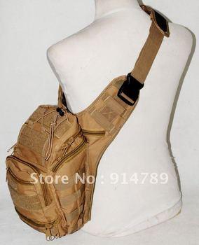 MOLLE TACTICAL SHOULDER STRAP BAG POUCH SD-31090